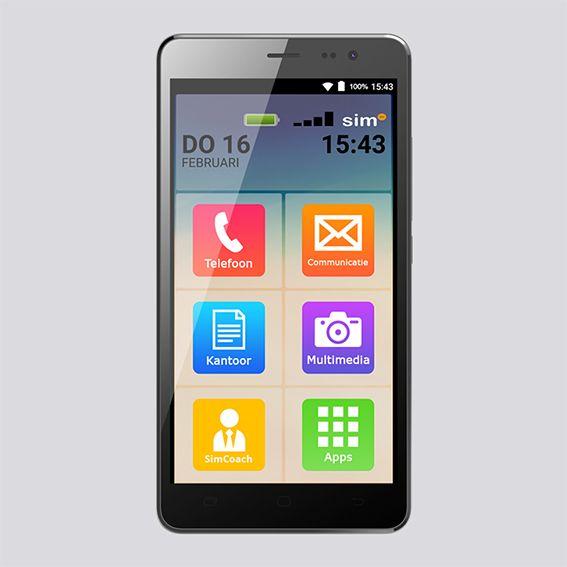SimPC SimPhone 3