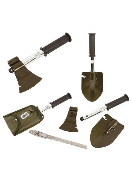 Combi Shovel - 7 in 1 tool