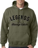 Legends - Hoodie