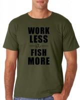Fish More - T-Shirt