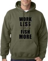 Fish More - Hoodie