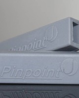 Pinpoint - Rubber handle stone files