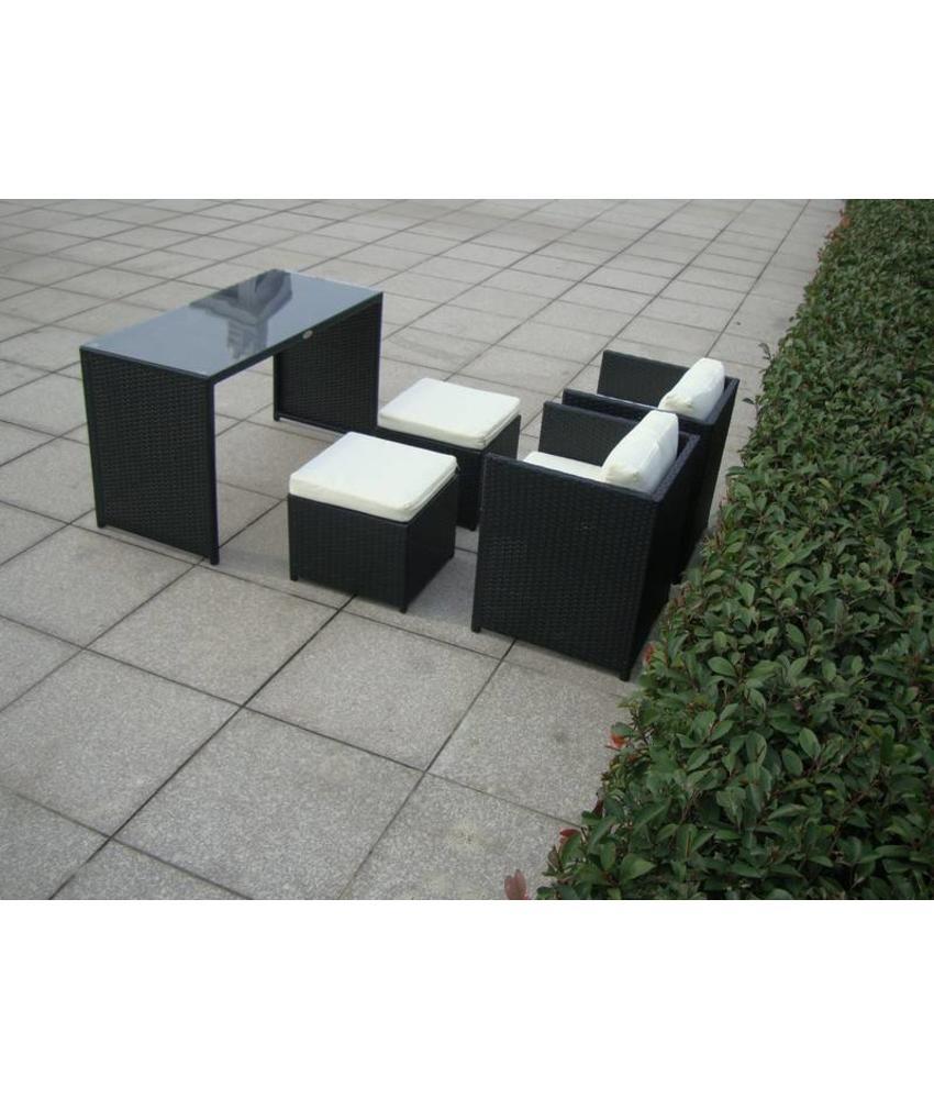 "Picknickset "" Vision Zwart """