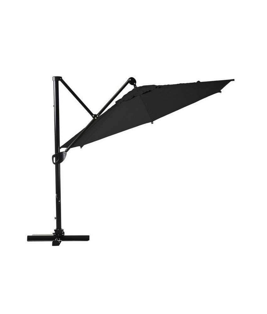 "Parasol "" Fehmarn 3,5 m Zwart """