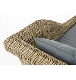 """Chaise longue """" Savannah Naturel-Grijs """""""