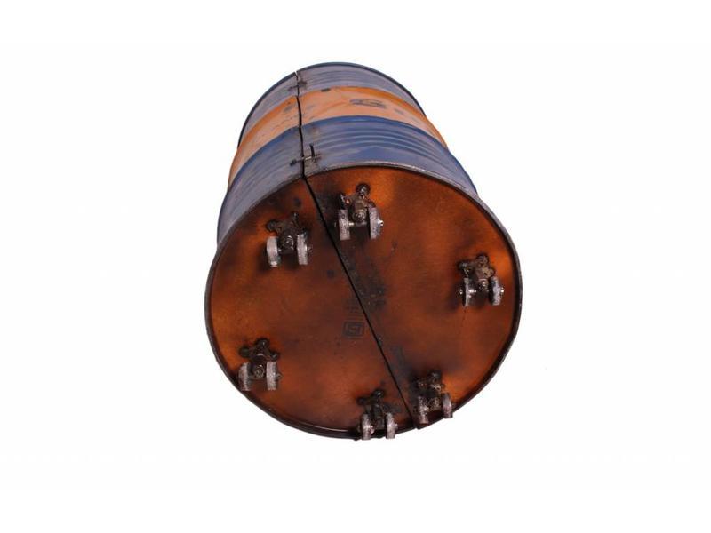 Barkast - Barrel