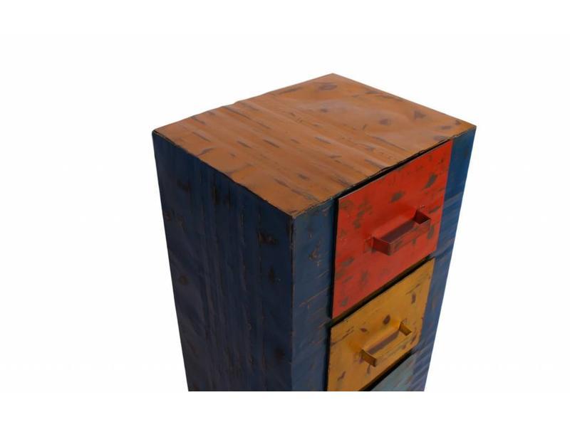Ladenkastje 50cm - Barrel