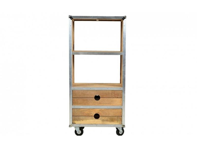 Open kast m op wielen boxes vhcollection
