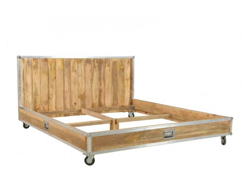 Bed op wielen - Boxes