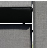 All weather Loungeset L 228x150 cm - Denim Drift