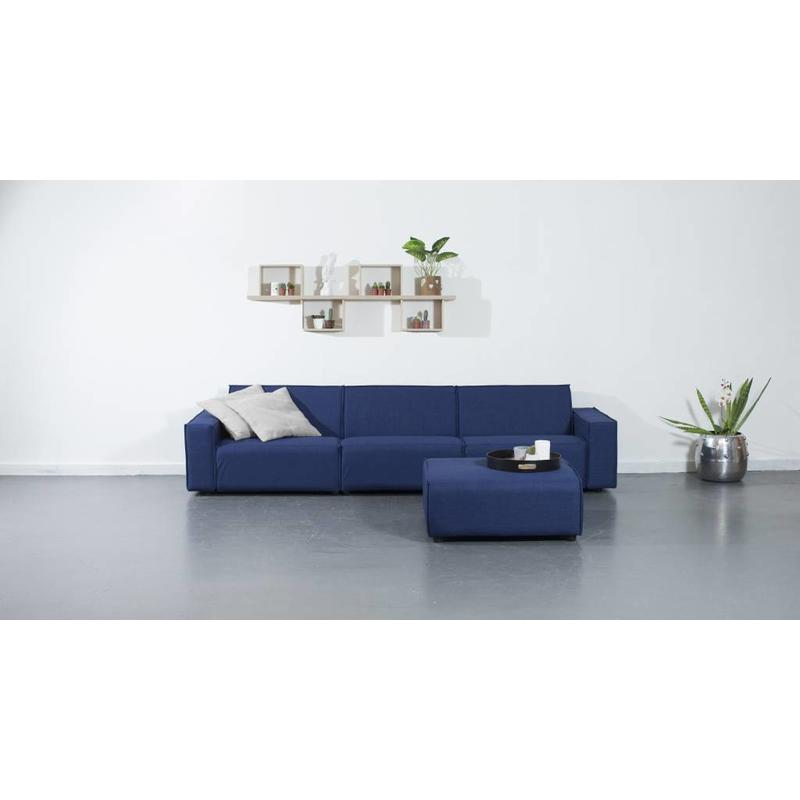 All weather Loungeset + H 312 cm - Denim Drift
