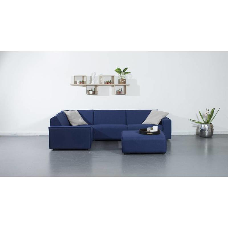All weather Loungeset + H 199x291 cm - Denim Drift