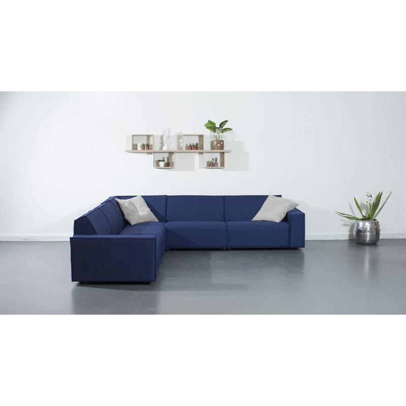 All weather Loungeset 291x291 cm - Denim Drift