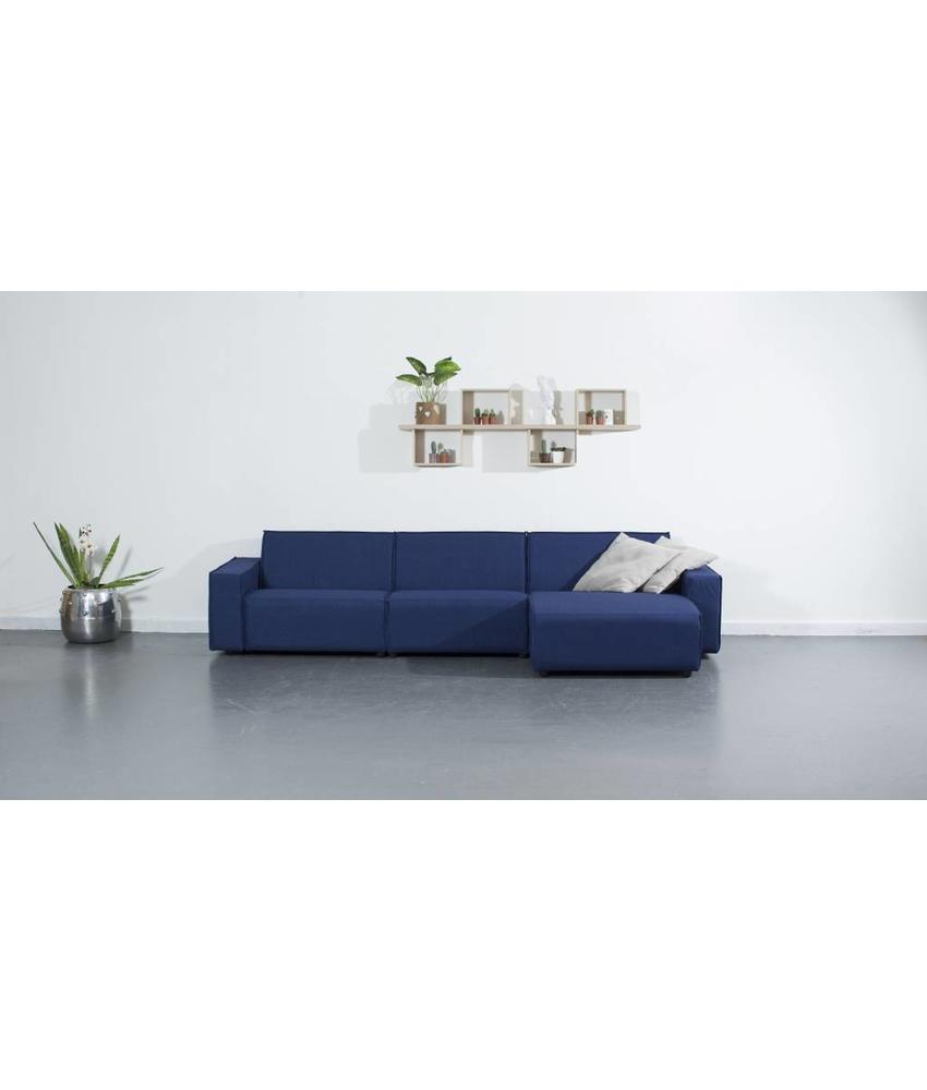 All weather Loungeset R 320x150 cm - Denim Drift