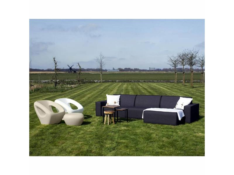 All weather Loungeset R 320x150 cm - Denim Drift