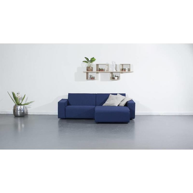 All weather Loungeset R 228x150 cm - Denim Drift