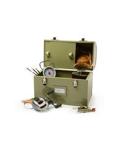 """Aufbewahrungsbox für Garten-Accessoires """"Tool & Tuck Box"""" (3 Farben)"""