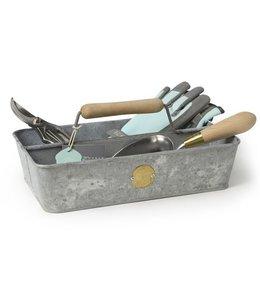 Tragebox für Gartenwerkzeuge