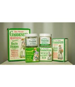 The Master Herbalist Weary Gardeners Set: Edle Wellness für Gartenfreunde
