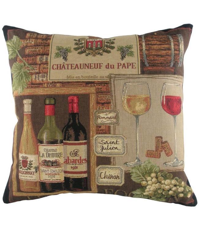 Kissen Französisches Weingut