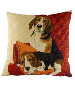 Kissen Beagle