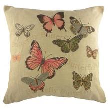 Evans Lichfield Kissen Schmetterlinge