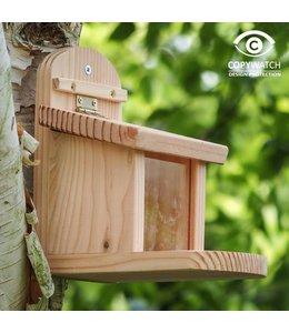 Landgarten Eichhörnchen Futterstation