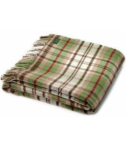 Tweedmill Tweedmill Wolldecke, grün