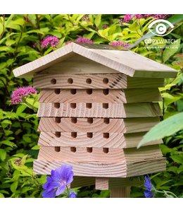 Bienenstock für Solitärbienen