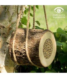 Bienen-Nisthilfe