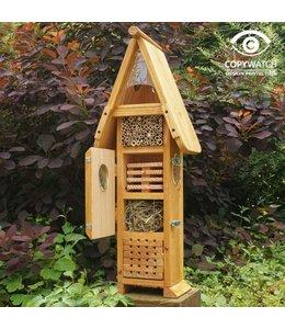 Die Insekten-Uni – Insektenhotel mit Lerneffekt