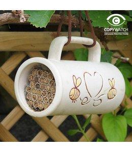 Garten Bienenhaus Keramik