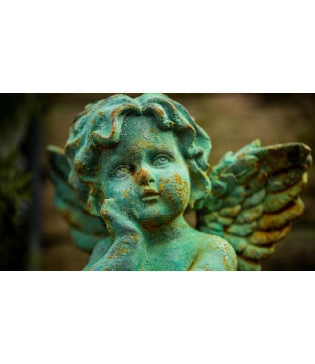 Landhaus Puttenfigur: Renaissance-Engel - eine echte Rarität