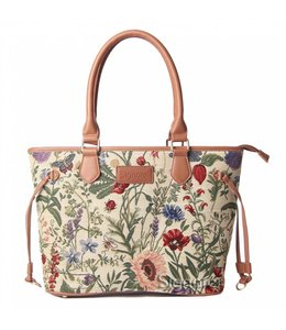 "Handtasche ""Morning Garden"""