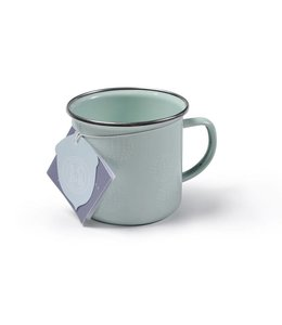 "Sophie Conran 2er Set Emaille-Tasse ""Allium Bloom"" Sophie Conran"