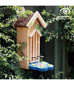 Garten Schmetterlingshaus