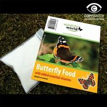 Wildlife World Vitamin-Futter und Lockstoff für Schmetterlinge