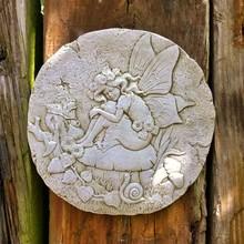 """Made in Britain Filigraner Wandteller """"Fee"""" aus englischer Handarbeit"""