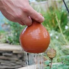 Nutscene Terrakotta Bewässerer für Sprossen und Keimlinge