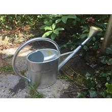 Gartendekoration Landhausstil Gießkanne verzinkt 8 Liter