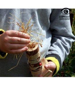 Garten Marienkäferhaus - Geschenkset für Kinder