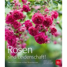 Gartenbücher Rosen sind Leidenschaft
