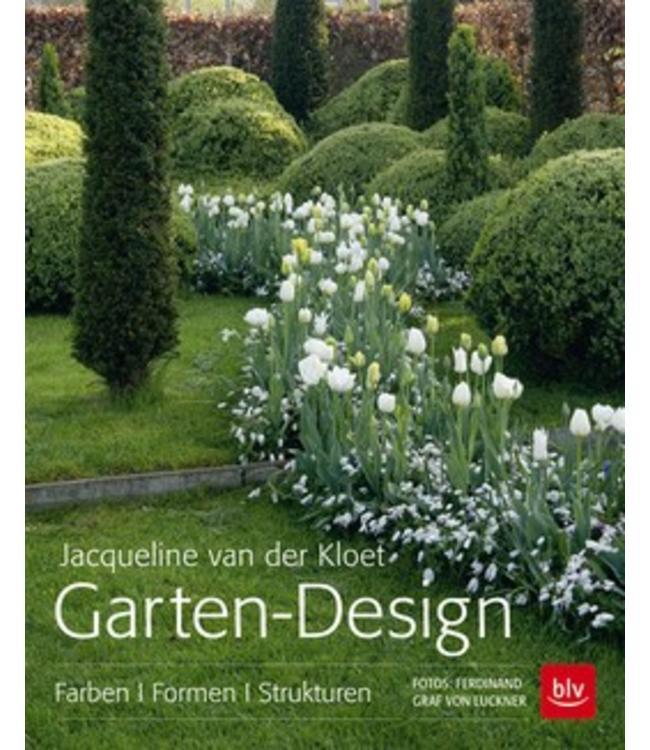 Landhaus Garten-Design - Farben, Formen und Strukturen