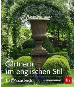 Garten Gärtnern im englischen Stil