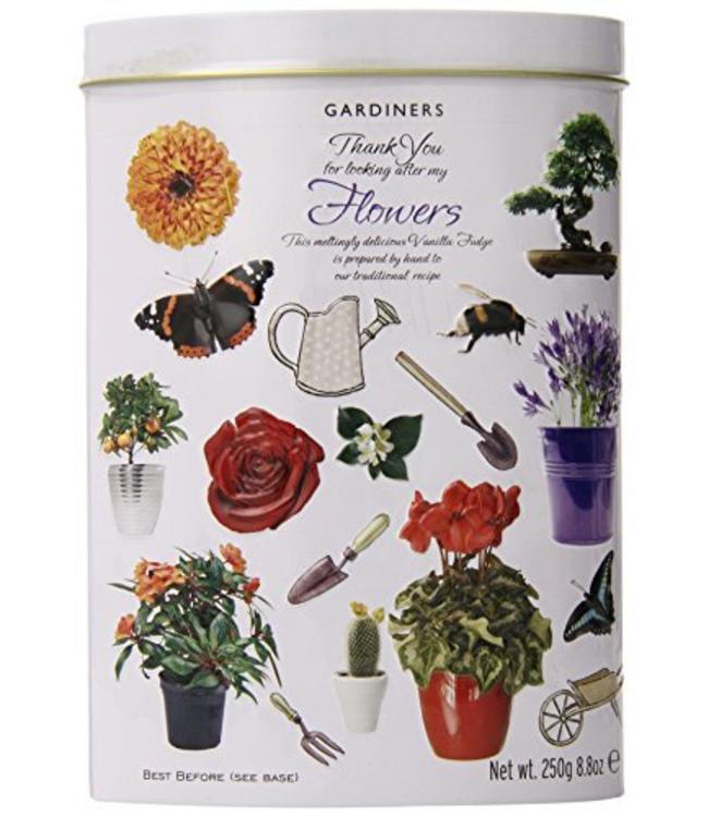 """Gardiners of Scotland Vanilla Fudge """"Flowers"""""""