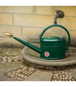 Haws Gießkanne Slimcan 5 Liter, dunkelgrün