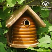 Wildlife World Vogelnest Keramik