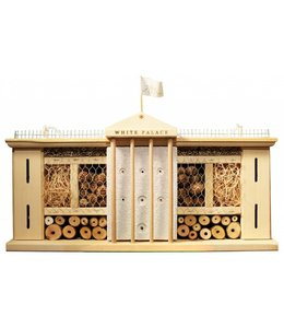 "Garten Luxus Insektenhotel ""White Palace"""