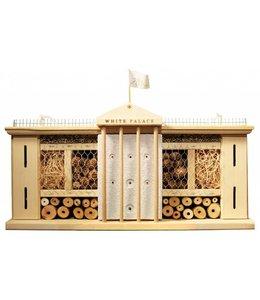 Shabby Chic Insektenhotel White Palace