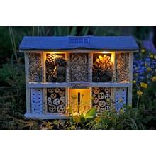 "Luxus Insektenhotels Solar Insektenhotel ""Landsonne"""
